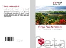 Bookcover of Sorbus Pseudomeinichii