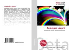 Tommaso Laureti kitap kapağı