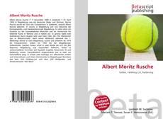 Обложка Albert Moritz Rusche