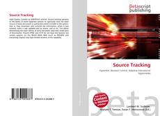 Bookcover of Source Tracking