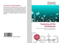 Borítókép a  Taxonomy of the Orchidaceae - hoz