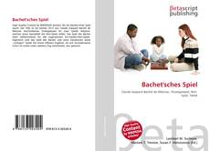 Bookcover of Bachet'sches Spiel