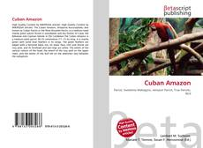 Bookcover of Cuban Amazon