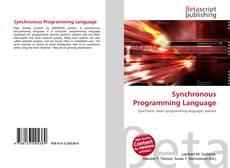 Borítókép a  Synchronous Programming Language - hoz