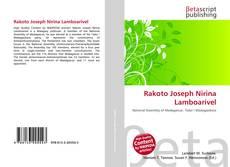 Borítókép a  Rakoto Joseph Nirina Lamboarivel - hoz