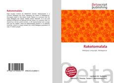 Buchcover von Rakotomalala