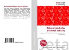 Bookcover of Rakotomandimby Stanislas Zafilahy