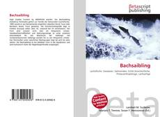 Bookcover of Bachsaibling