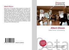 Bookcover of Albert Olsson