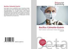 Bookcover of Bacillus Calmette-Guérin