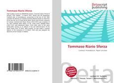 Tommaso Riario Sforza的封面