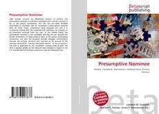 Presumptive Nominee kitap kapağı