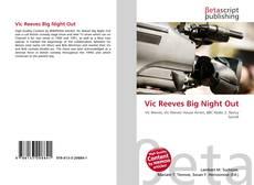 Borítókép a  Vic Reeves Big Night Out - hoz