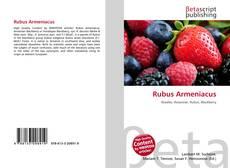 Rubus Armeniacus的封面