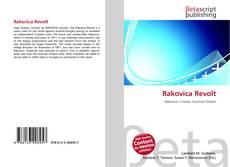 Bookcover of Rakovica Revolt