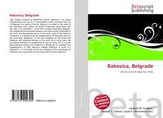 Bookcover of Rakovica, Belgrade