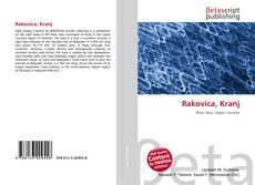 Bookcover of Rakovica, Kranj
