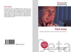 Copertina di Paris Janos