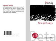 Bookcover of Paris Jam Session