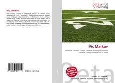 Capa do livro de Vic Markov