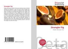 Bookcover of Strangler Fig
