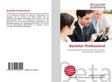 Bookcover of Bachelor Professional