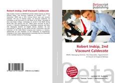 Bookcover of Robert Inskip, 2nd Viscount Caldecote