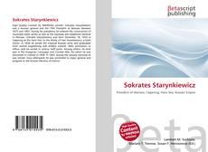 Buchcover von Sokrates Starynkiewicz