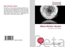 Обложка Albert Richter (Autor)