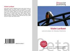 Bookcover of Violet Lorikeet