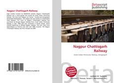 Capa do livro de Nagpur Chattisgarh Railway