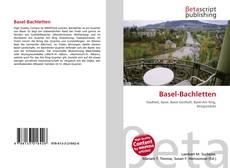 Bookcover of Basel-Bachletten