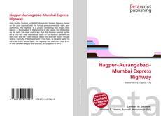 Bookcover of Nagpur–Aurangabad–Mumbai Express Highway