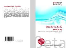 Capa do livro de Woodlawn Park, Kentucky