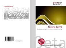 Couverture de Tommy Cairns