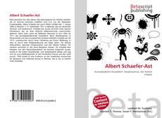 Couverture de Albert Schaefer-Ast
