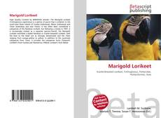 Bookcover of Marigold Lorikeet