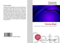 Tommy Boyd kitap kapağı