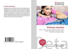 Capa do livro de Princess Jasmine