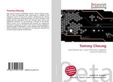 Обложка Tommy Cheung