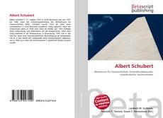 Borítókép a  Albert Schubert - hoz