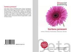 Portada del libro de Gerbera jamesoni
