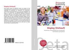 Buchcover von Display (Verkauf)