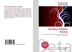 Bookcover of Vicarious Problem Solving
