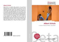 Buchcover von Albert Schulz