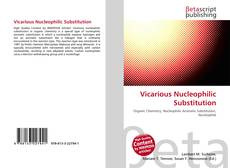 Bookcover of Vicarious Nucleophilic Substitution