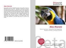 Обложка Alex (Parrot)