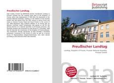 Bookcover of Preußischer Landtag
