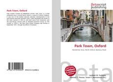Обложка Park Town, Oxford