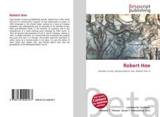 Bookcover of Robert Hoe